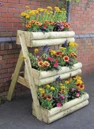 گلدان چند طبقه