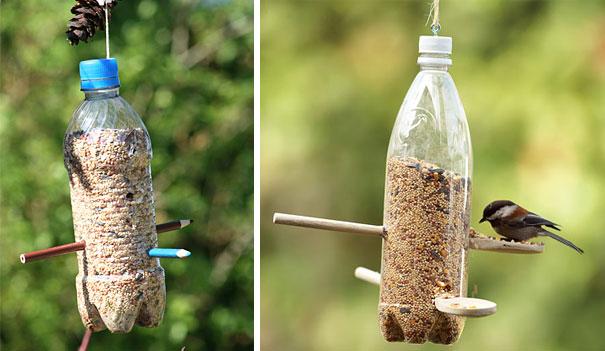 ایده های خلاقانه با بطری