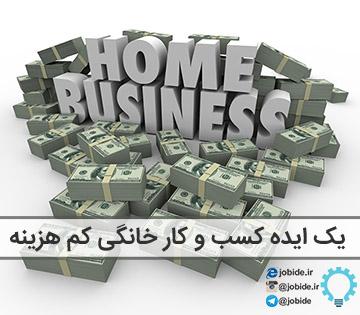 ایده کسب و کار در منزل